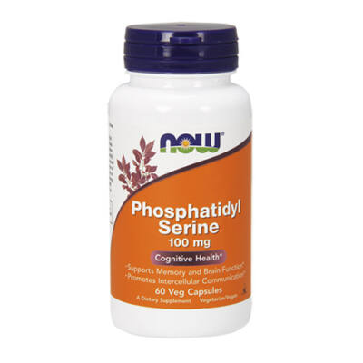 NOW Foods Phosphatidyl Serine 100mg (60 kapszula)
