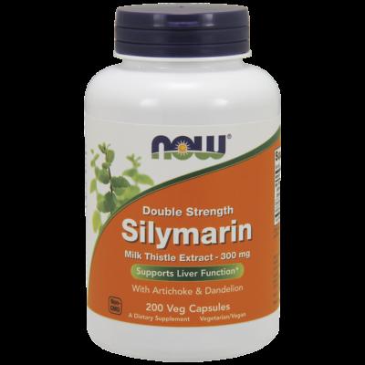 NOW Foods Silymarin 300 mg (200 kapszula)