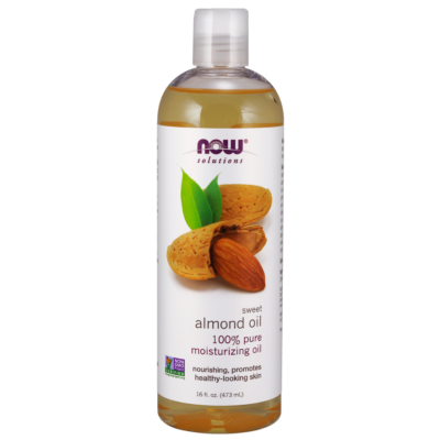 NOW Sweet Almond Oil - Édes mandula olaj (473ml)