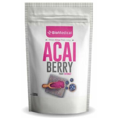 Biomedical Acai Berry (100g)