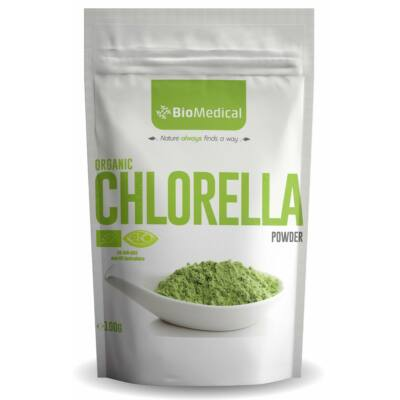 Biomedical Bio Chlorella Powder (100g)