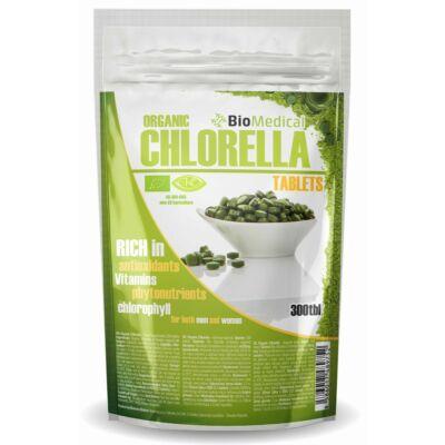 Biomedical Bio Chlorella Tablets (300 tabletta)