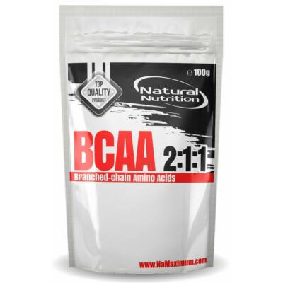 Natural Nutrition BCAA 2:1:1 (1kg)