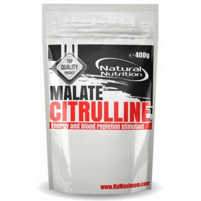 Natural Nutrition Citrulline Malate (citrullin-malát) 400g