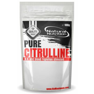 Natural Nutrition Citrulline Pure (L-citrullin) 400g