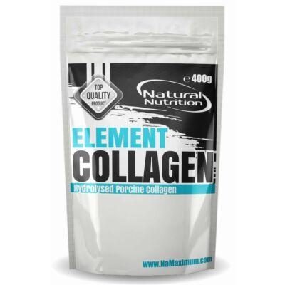 Natural Nutrition Collagen Element (Sertés kollagén por) (400g)