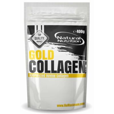 Natural Nutrition Collagen Gold (Marha kollagén por) (400g)
