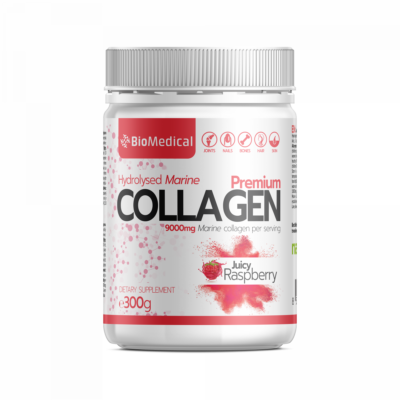 Natural Nutrition Hydrolysed Marine Collagen (hal kollagén ital) (300g)