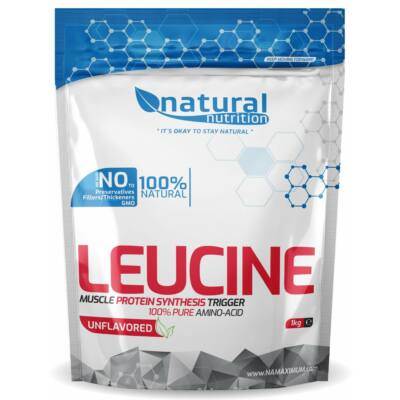 Natural Nutrition Leucine (L-leucin) 400g