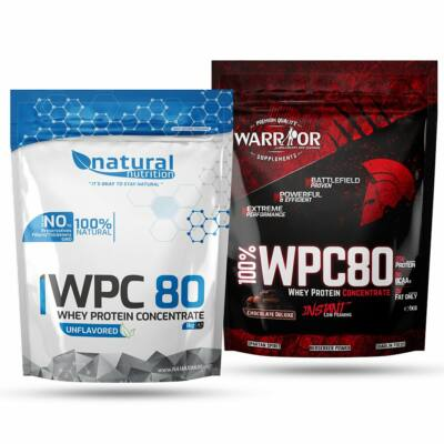 Natural Nutrition WPC 80 Instant (1kg)