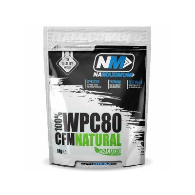 Natural Nutrition WPC 80 CFM Natural (1kg)