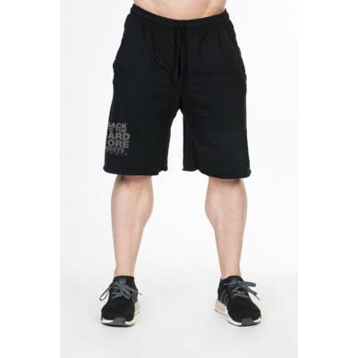 NEBBIA HardCore Fitness Short 344 (Fekete)