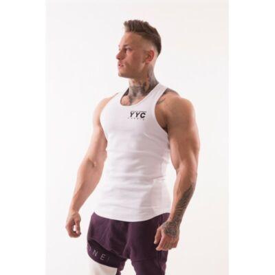 NEBBIA AW Gym ujjatlan trikó 726 (Fehér)