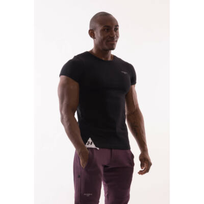 NEBBIA AW Muscle Back póló 728 (Fekete)