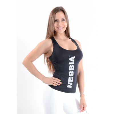 NEBBIA Carbon Trikó 221 (Fekete)