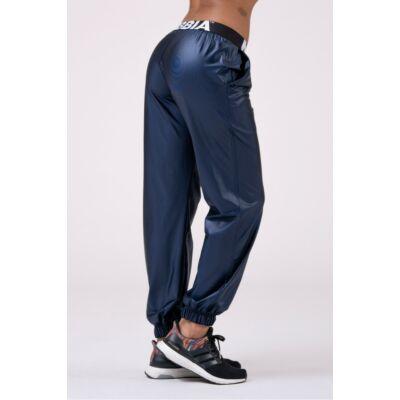 NEBBIA Sport Drop Crotch nadrág 529 (Kék)
