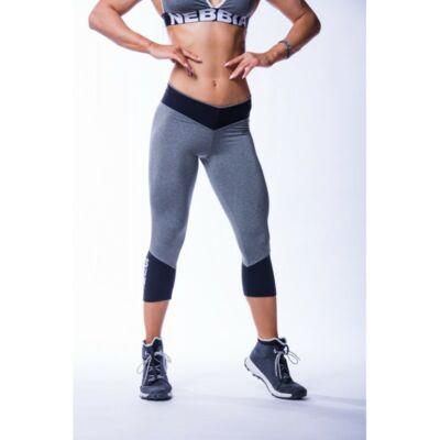 NEBBIA High Waist női ¾ leggings 607 (Khaki)