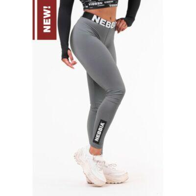 NEBBIA Scrunch butt sport leggings 691 (Sötétszürke)