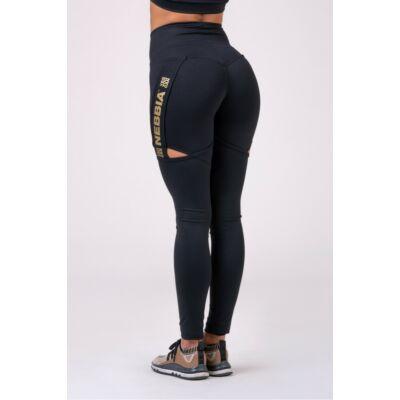 NEBBIA Honey Bunny leggings 820 (Fekete)