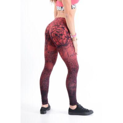 NEBBIA ART leggings 880 (Bordó)