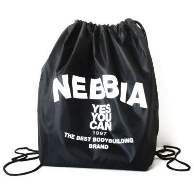 NEBBIA Hátizsák (fekete)