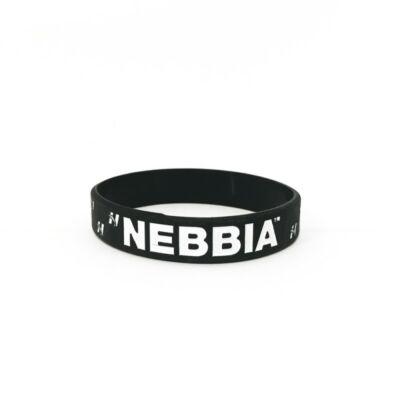Nebbia női karkötő (fekete)