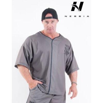 NEBBIA HardCore Jersey Shirt 305 (Szürke)