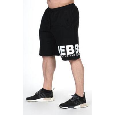 NEBBIA Shorts 343 (Fekete)