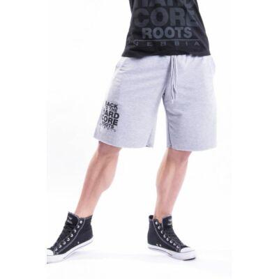 NEBBIA HardCore Fitness Short 344 (Szürke)