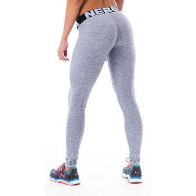 NEBBIA Scrunch Butt (Melange) női leggings 222 (Szürke)