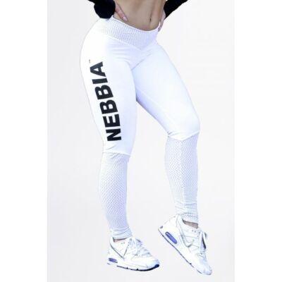 NEBBIA Heart Butt leggings 280 (Fehér)