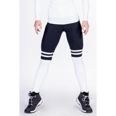 NEBBIA Over the knee leggings 286 (Fekete)