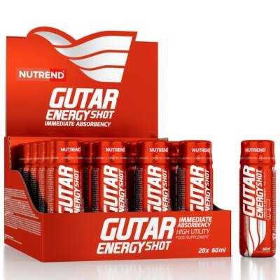 Nutrend Gutar Energy Shot (20 x 60ml)