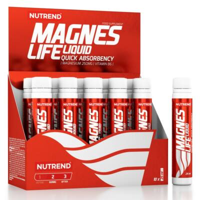 Nutrend Magneslife (10 x 25ml)