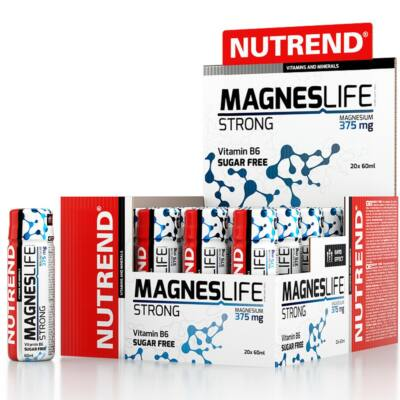 Nutrend Magneslife Strong (20 x 60ml)