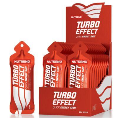 Nutrend Turbo Effect Shot (20 x 25ml)