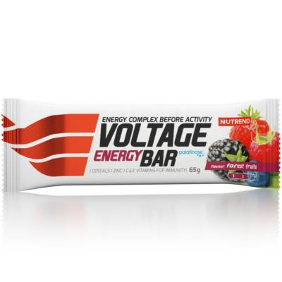 Nutrend Voltage Energy Bar (25 x 65g)