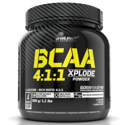 Olimp BCAA 4:1:1 Xplode Powder (500g)