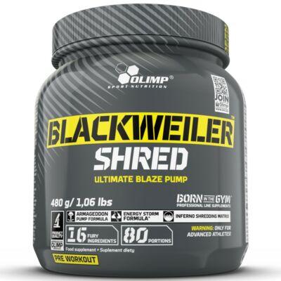 Olimp Blackweiler Shred (480g)