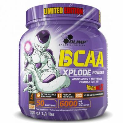 Olimp Dragon Ball Z BCAA Xplode Powder Limited Edition (500g)