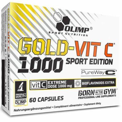 Olimp Gold-Vit™ C 1000 Sport Edition (60 kapszula)