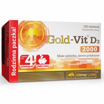 Olimp Gold-Vit D3 2000 (120 tabletta)