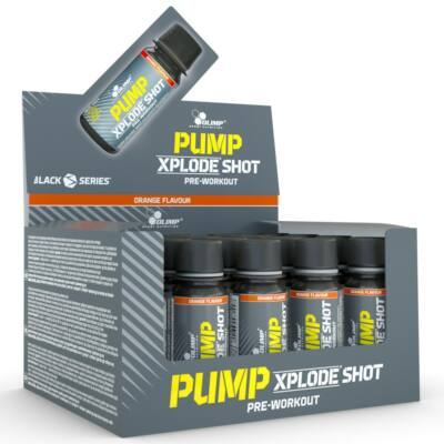 Olimp Pump Xplode Shot (20 x 60ml)