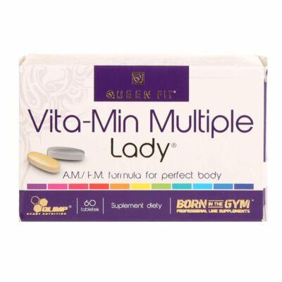 Olimp Queen Fit Vita-Min Multiple Lady (60 tabletta)