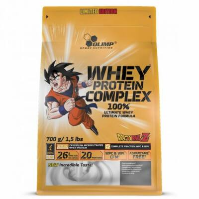 Olimp Dragon Ball Z Whey Protein Complex 100% Limited Edition (700g)