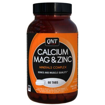 QNT Calcium Mag & Zinc (60 tabletta)