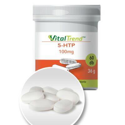 Vital Trend 5-HTP 100mg (60 tabletta)