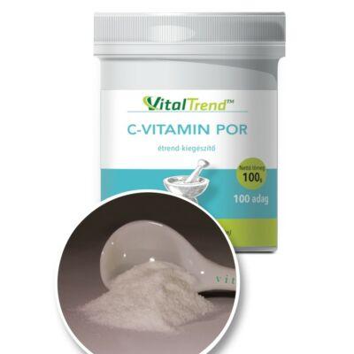 Vital Trend C-Vitamin (L-aszkorbinsav) por