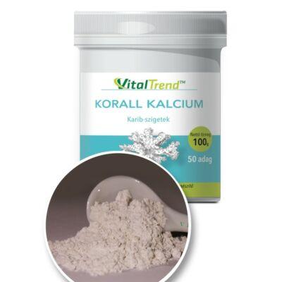 Vital Trend Korall kalcium por (Karib-szigetek)