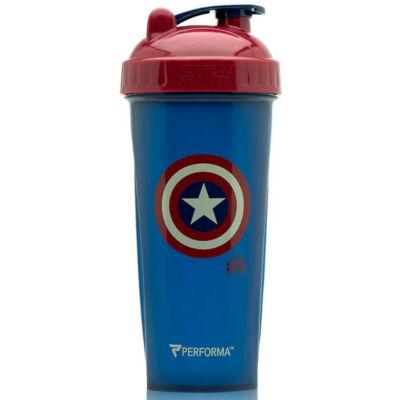 Marvel Captain America IW Shaker (800ml)